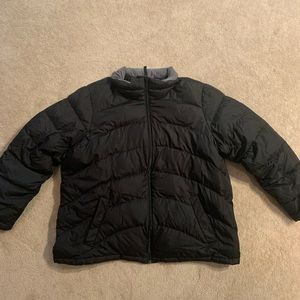 Lands end puffer jacket